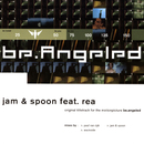 Be.Angeled (feat. Rea)/Jam & Spoon