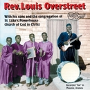 His Guitar, ..../Rev. Louis  Overstreet