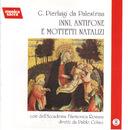 G. Pierluigi da Palestrina: Inni, antifone e mottetti natalizi/Coro misto dell'Accademia Filarmonica romana
