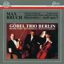 Bruch, Hiller, Widor/Göbel-Trio Berlin, Hans Maile, René Forest, Horst Göbel