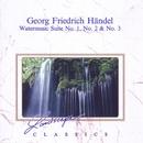 Georg Friedrich Händel: Wassermusik Suiten/Orchestra da Camera Dell'Arte, Luigi Zanetti