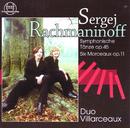 Sergej Rachmaninoff/Duo Villarceaux