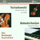 Tchaikowsky & Babadschanjan: Klaviertrios/Bamberger Klaviertrio