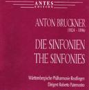 Anton Bruckner: Die Sinfonien Vol. 8/Württhembergische Philharmonie, Roberto Paternostro