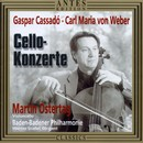 Gaspar Cassadó, Carl Maria von Weber: Cellokonzerte/Martin Ostertag, Baden-Badener Philharmonie, Werner Stiefel