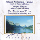 Hummel: Konzert, Es-Dur & Haydn: Konzert, Es-Dur & Weber: Konzert für Klarinette & Orchester op. 74/Hans Swarowsky, Orchester der Wiener Volksoper, Hanne Haller