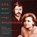 Eva-Maria Hagen singt Wolfslieder/Eva-Maria Hagen