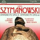 Karol Szymanowski: Sinfonien/Filharmonia Pomorska, Bogdan Czapiewski