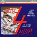 Music 4 Flutes/Irmela Nolte
