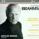 Johannes Brahms: Klavierwerke/Detlef Kraus