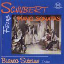 Schubert: Piano Sonatas/Bianca Sitzius