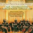 8. Lions-Preisträgerkonzert/Baden-Badener Philharmonie, Mirjam Tschopp, Solène Kermarrec