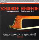 Erwin Schulhoff, Paul Hindemith/Philharmonia Quartett Berlin