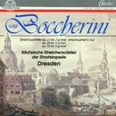 Luigi Boccherini: Streichquartette/Sächsische Streichersolisten der Staatskapelle Dresden
