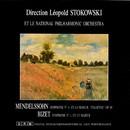 Felix Mendelssohn & Georges Bizet/Nationales Philharmonisches Orchester, Léopold Stokowski