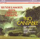 Mendelssohn, Ries, Bruch, Farrenc/Trio Cantabile