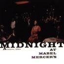 Midnight At Mabel Mercer's/Mabel Mercer