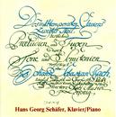 Johann Sebastian Bach: Das wohltemperierte Klavier 2. Teil/Hans-Georg Schäfer