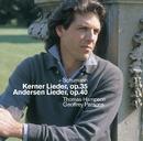 Schumann : Kerner Lieder, Andersen Lieder & Early Songs/Thomas Hampson & Geoffrey Parsons