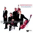 Shostakovich : String Quartet No.1/Brodsky Quartet