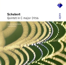 Schubert : String Quintet in C major/Brandis Quartet