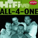 Rhino Hi-Five: All-4-One/All-4-One
