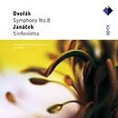 Dvorák : Symphony No.8 & Janácek : Sinfonietta  -  Apex/Kurt Masur & New York Philharmonic Orchestra