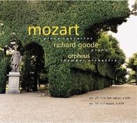Mozart Piano Concertos: No. 27 in b-flat Major, K. 595; No. 19 in F Major, K. 459