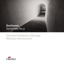 Beethoven : Symphony No.9, 'Choral'  -  Elatus/Nikolaus Harnoncourt & Chamber Orchestra of Europe