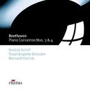 Beethoven : Piano Concertos Nos 3 & 4  -  Elatus/András Schiff, Bernard Haitink & Staatskapelle Dresden