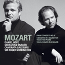 Mozart : Piano Concerto No.16/Sebastian Knauer, Roger Norrington & Camerata Salzburg