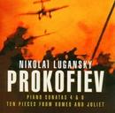 Prokofiev : Piano Sonata No.4/Nikolai Lugansky