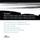Schubert : Masses No.5 in A flat major D678 & No.6 in E flat major D950/Nikolaus Harnoncourt