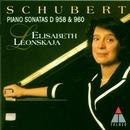 Schubert : Piano Sonatas Nos 19 & 21/Elisabeth Leonskaja