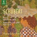 Schubert : Piano Sonata No.11 & 2 Impromptus/Maria João Pires