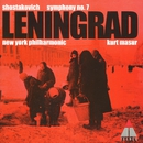 Shostakovich : Symphony No.7, 'Leningrad'/Kurt Masur & New York Philharmonic Orchestra