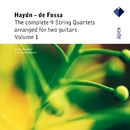Haydn : The Complete 9 String Quartets Volume 1/Jukka Savijoki and Erik Stenstadvold
