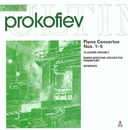Prokofiev : Piano Concertos Nos 1 - 5/Dmitri Kitaenko and Radio Sinfonie Orchester Frankfurt