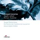 Haydn, Hummel, Tomasi & Jolivet : Trumpet Concertos  -  Elatus/Jesús López-Cobos & Orchestre de Chambre de Lausanne