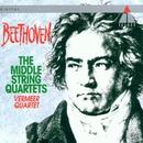 Beethoven : Middle String Quartets Nos 7 - 11/Vermeer Quartet
