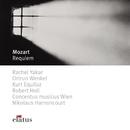 Mozart : Requiem  -  Elatus/Nikolaus Harnoncourt & Concentus musicus Wien