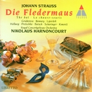 Strauss, Johann II : Die Fledermaus [Highlights]  -  Apex/Edita Gruberová, Barbara Bonney, Marjana Lipovek, Werner Hollweg, Nikolaus Harnoncourt & Royal Concertgebouw Orchestra