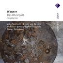 Wagner : Das Rheingold [Highlights]  -  Apex/Eva Johansson, Linda Finnie, Helmut Pampuch, Günter von Kannen, John Tomlinson, Daniel Barenboim & Bayreuth Festival Orchestra