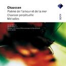 Chausson: Poème de l'amour et de la mer; Chanson perpétuelle; Mélodies  -  Apex/Jessye Norman
