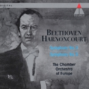 Beethoven : Symphonies Nos 2 & 5/Nikolaus Harnoncourt & Chamber Orchestra of Europe