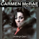 For Once In My Life/Carmen McRae
