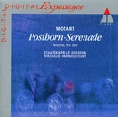 Mozart : Posthorn Serenade/Peter Damm, Nikolaus Harnoncourt & Staatskapelle Dresden