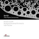 Bartók : Piano Concertos Nos 1 - 3  -  Elatus/András Schiff, Iván Fischer & Budapest Festival Orchestra