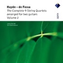 Haydn : The Complete 9 String Quartets Volume 2/Jukka Savijoki and Erik Stenstadvold