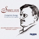 Sibelius: Complete Male Choir Works/Ylioppilaskunnan Laulajat - YL Male Voice Choir